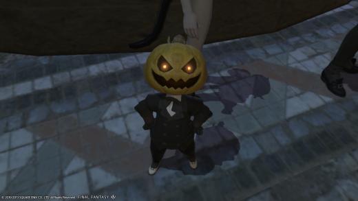 かぼちゃのおばけな守護天節11