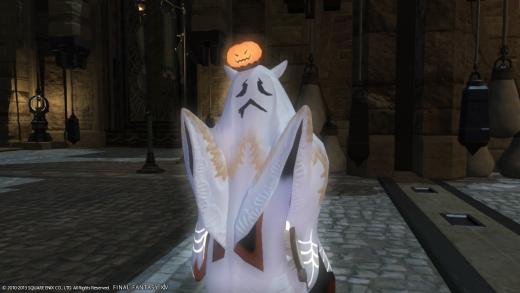 かぼちゃのおばけな守護天節8