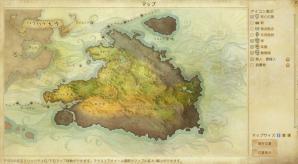 ハリハラ地図