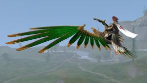 自然の盟約者の翼3