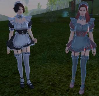 メイド服1