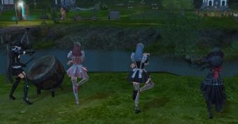 戦いのダンス3