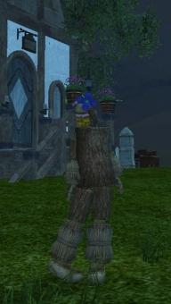 木製人形1