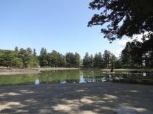 9:45 大泉が池
