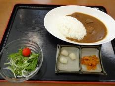 11:49 前沢牛カレー 1300円