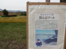 10:40 志波城古代公園の田んぼアートについて