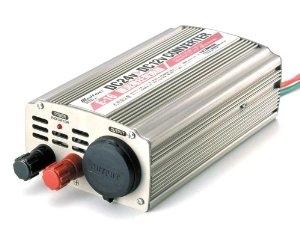 配線取り付けタイプのDC/DCコンバーター