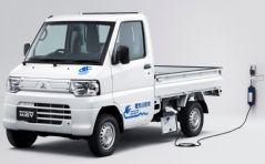 電気トラック1