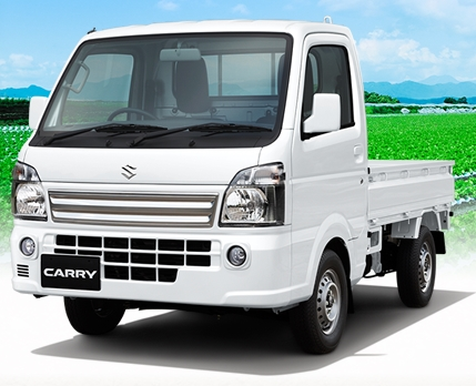 軽トラック1