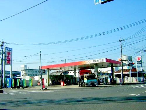 北九州トラックステーションの外観2