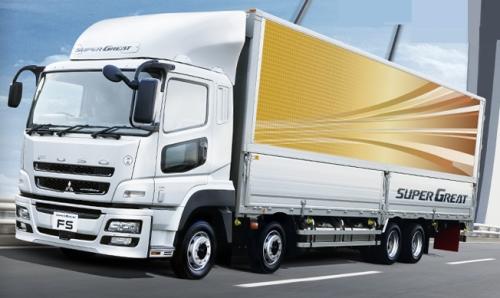 大型トラック4