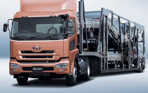 大型トラック1