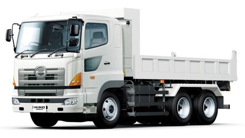 大型トラックプロフィア
