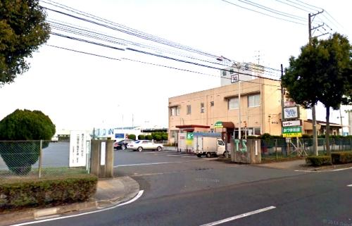 仙台トラックステーションの外観1