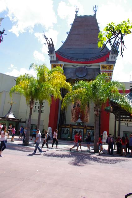 ハリウッドスタジオ