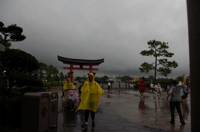 エプコット日本館