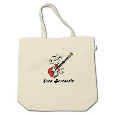 ねこギターTシャツ-2