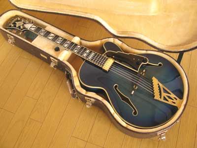 アールヌーボーギター11
