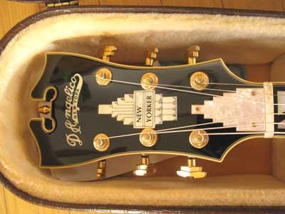 アールヌーボーギター12
