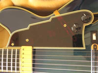 アールヌーボーギター13