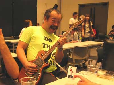 東京ギターショー07