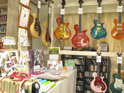 東京ハンドクラフトギターフェスー1