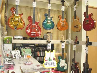 東京ハンドクラフトギターフェスー2
