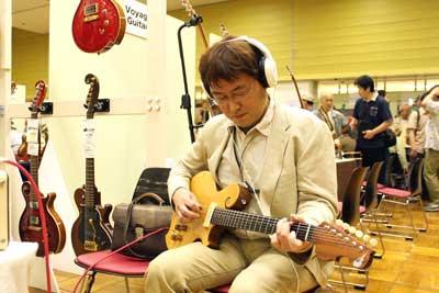 東京ハンドクラフトギターフェス2013-2-06