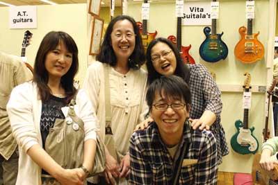 東京ハンドクラフトギターフェス2013-2-07