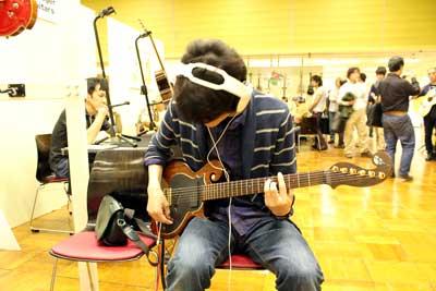 東京ハンドクラフトギターフェス2013-2-11