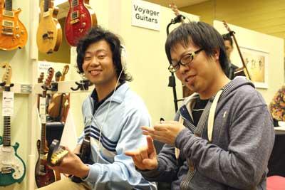 東京ハンドクラフトギターフェス2013-2-12