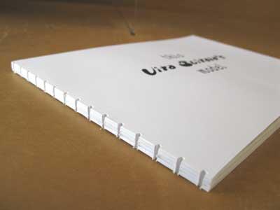 写真集の製本4-4