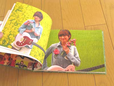 写真集製本・07-7