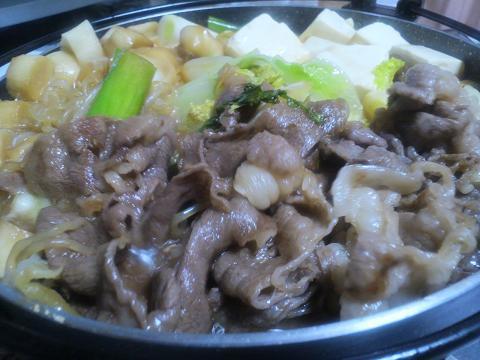 神戸牛のすき焼き30