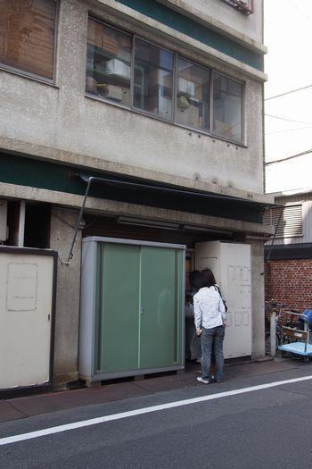 人形焼き工場