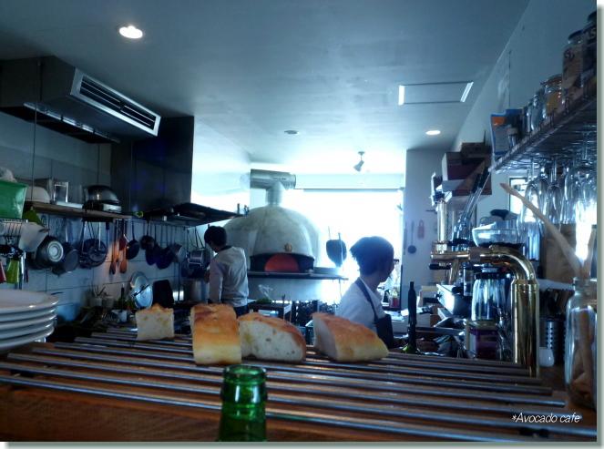 イルポッジョ厨房