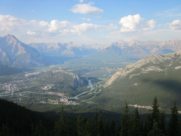 サルファー山からの眺め1