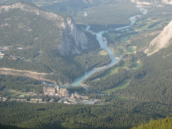 サルファー山からの眺め2