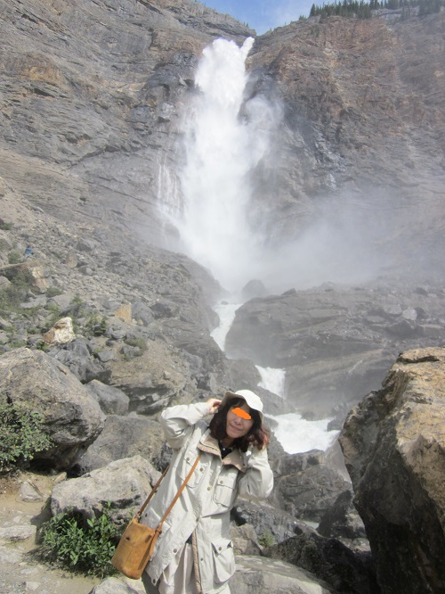タカカウの滝3