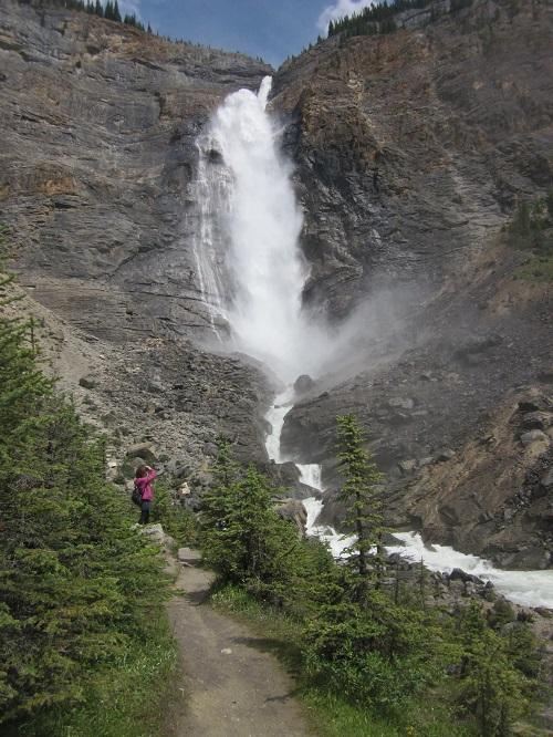 タカカウの滝4