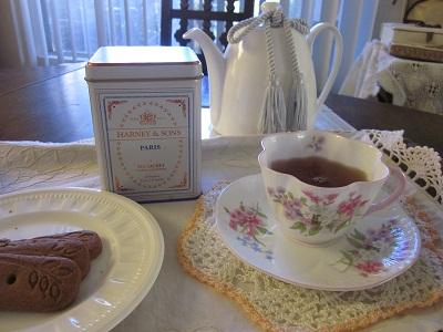 今日のお茶8