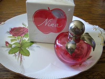 お土産の香水