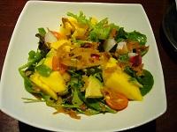 マンゴーと夏野菜のサラダ
