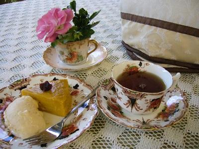 今日のお茶