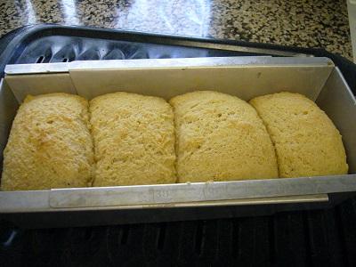 おから入りパン1