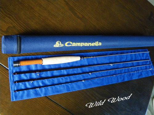 4Piece Model Campanella 4763RW