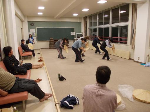 20140913_踊りの練習