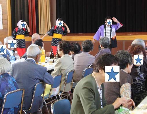 20140914_敬老会_郡上踊り