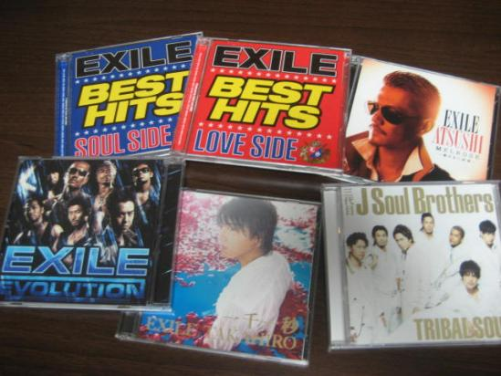 130904 EXILE CD