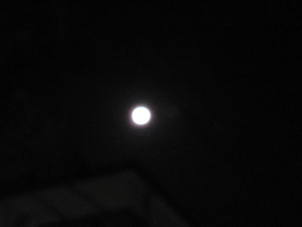 130920早朝さんぽ・満月